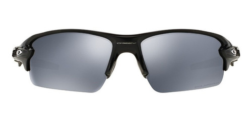 lentes de sol flak 2.0 negro iridio polarizado oakley.