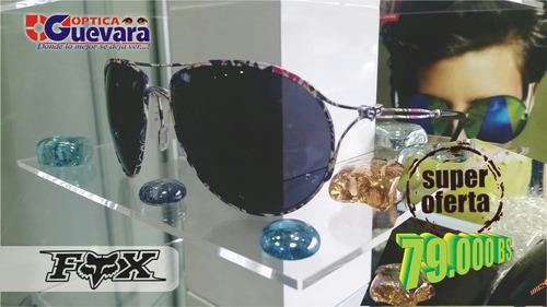 lentes de sol fox originales
