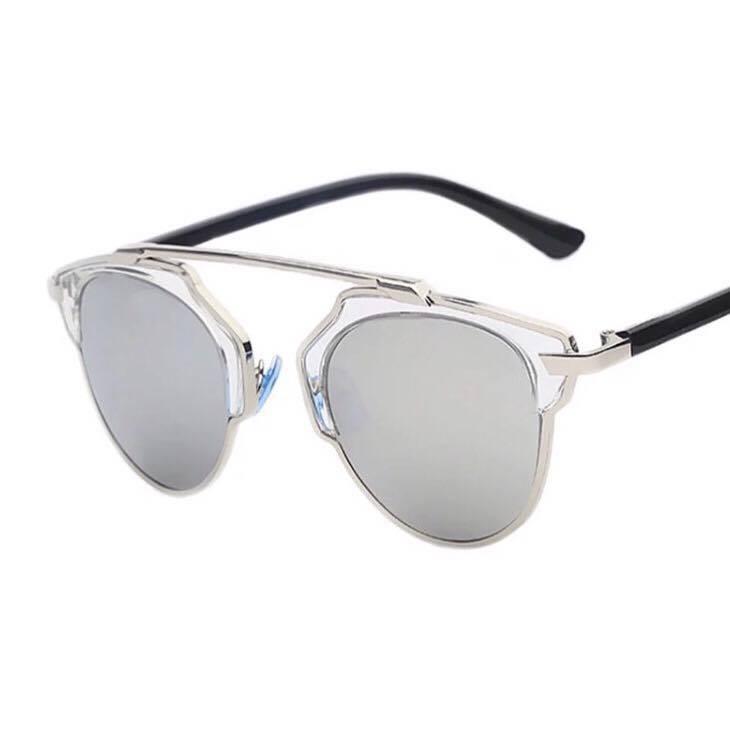 672d87d602 Lentes De Sol Gafas Cat Eye Mujer Accesorios Moda Fashion - $ 249.00 ...