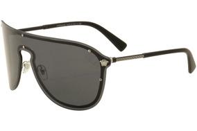 be3924ced7 Lentes De Sol Gafas Versace Ve2180 Negro Frenergy Visor
