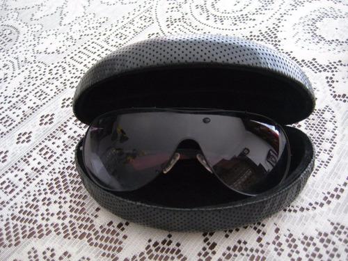 lentes de sol guess rock gu6601 estuche original