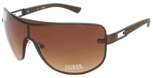 lentes de sol guess sidestreet gu 6627 brn-34 cafe y bronce