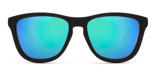 lentes de sol hawkers - carbon black emerald one
