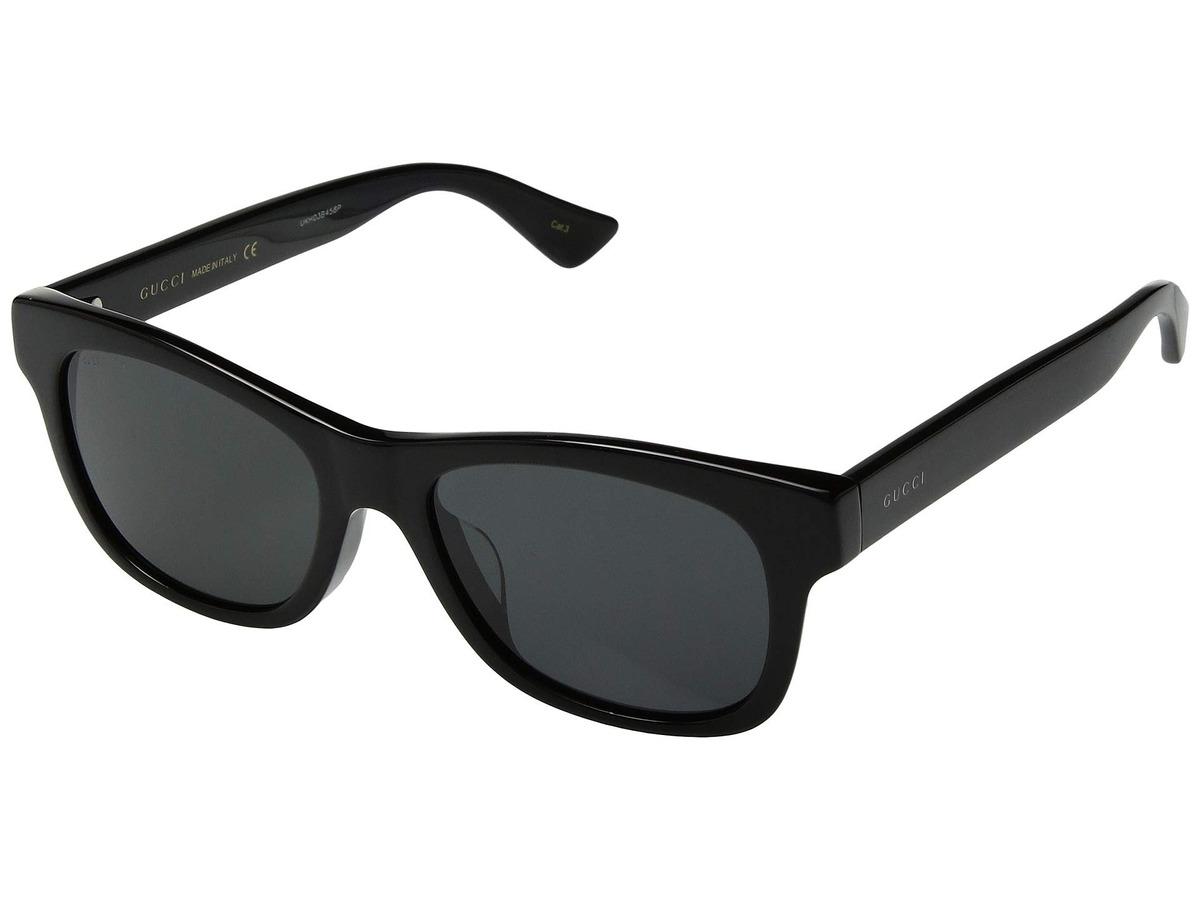 708900ce95 Lentes De Sol Hombre Gucci Gg0044sa Sunglasses - S/ 1.159,00 en ...