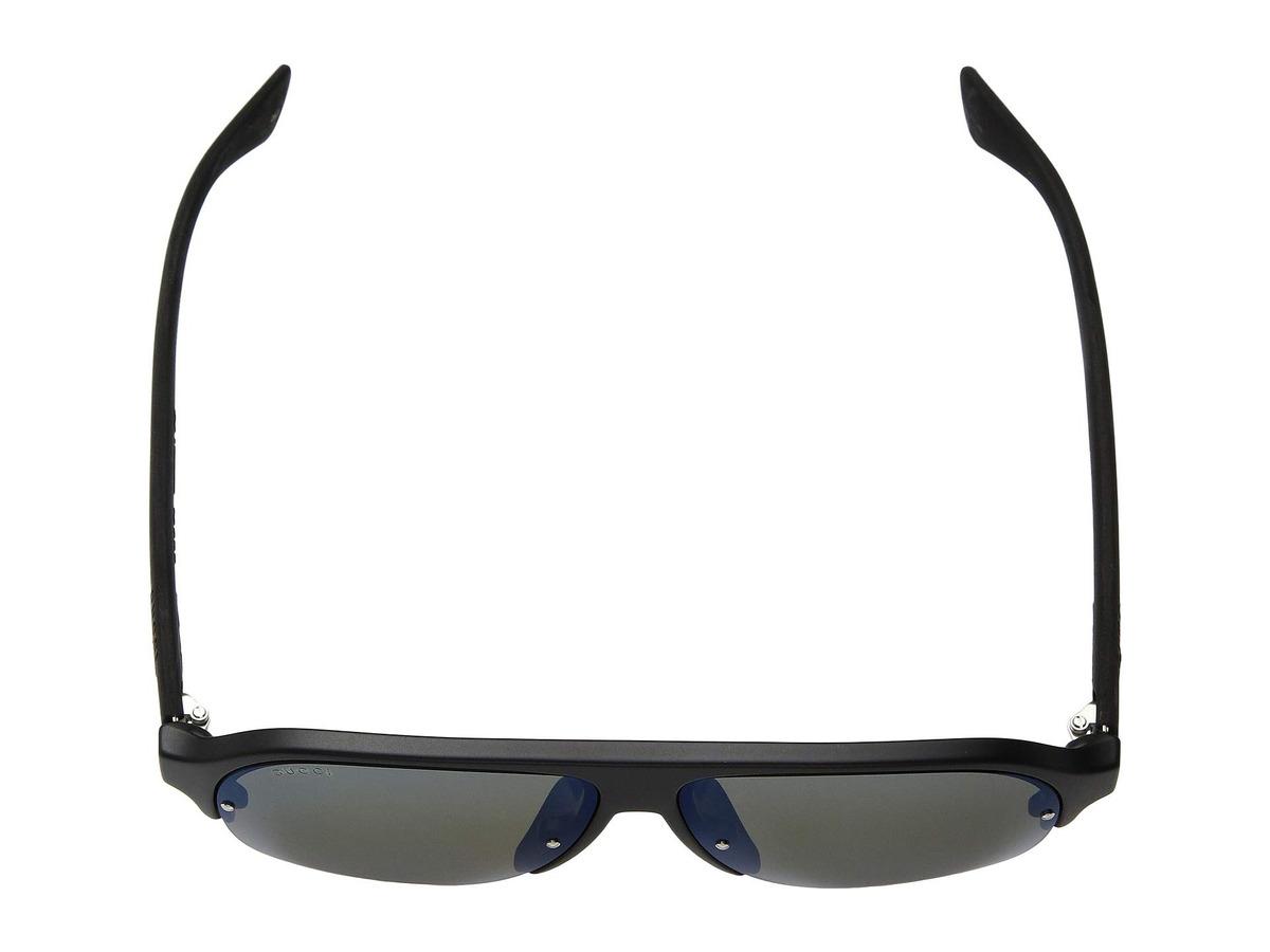 755c1c649e Lentes De Sol Hombre Gucci Gg0172sa Sunglasses - S/ 1.159,00 en ...