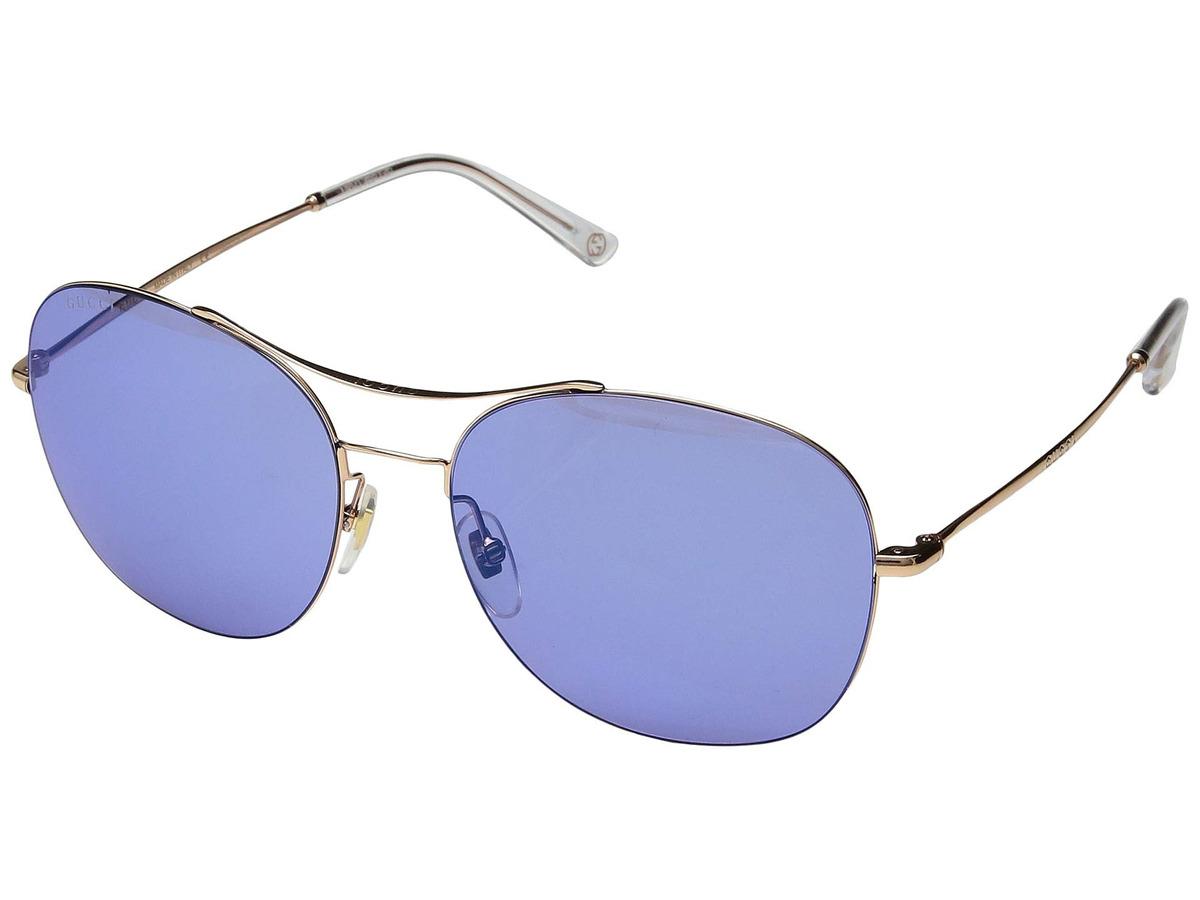 e3906ee889 Lentes De Sol Hombre Gucci Gg0501s Sunglasses - S/ 1.159,00 en ...