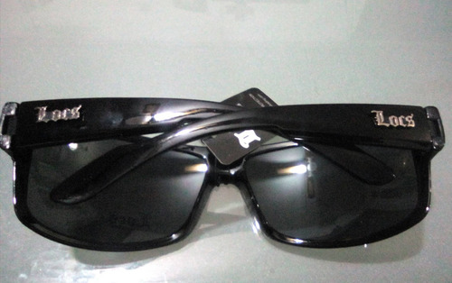 lentes de sol locs para caballeros