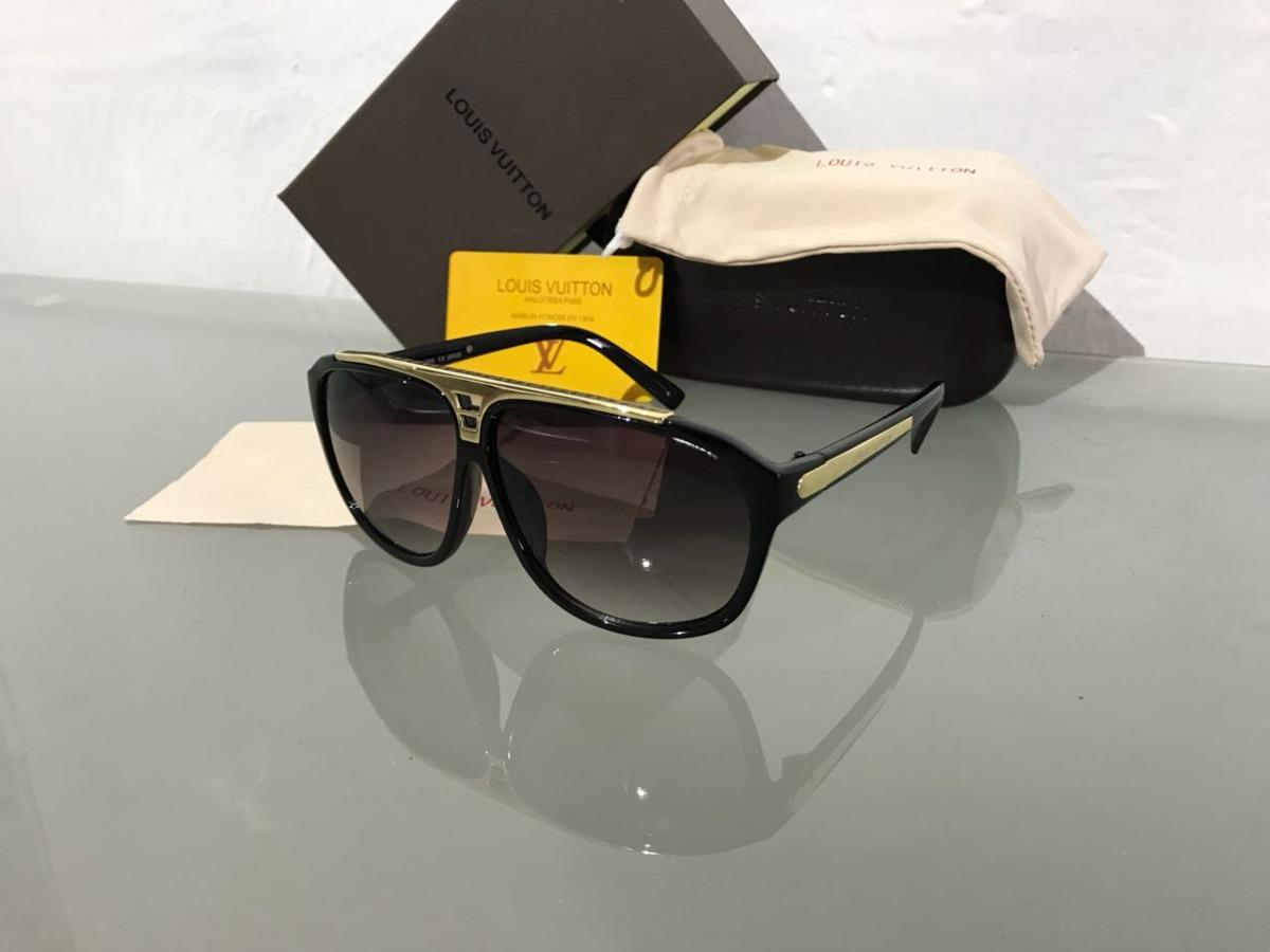 ef4a77d0a Lentes De Sol Louis Vuitton Evidence - $ 550.00 en Mercado Libre