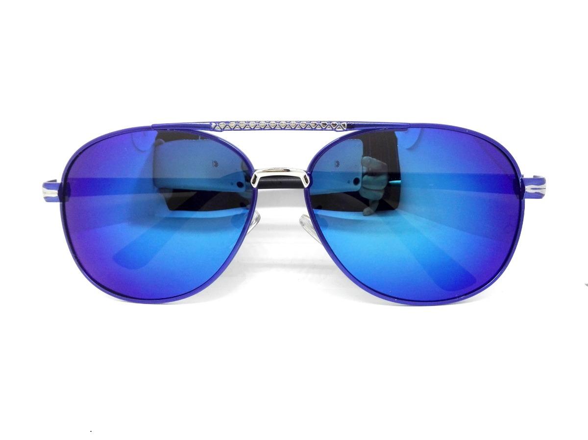 c92aa8c9c9 lentes de sol mercedes benz mb753 azul espejo polarizados. Cargando zoom.
