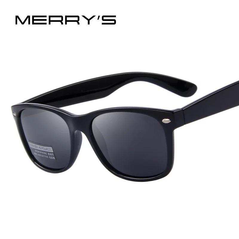 cc1d1e7fd lentes de sol merry's unisex polarizado, proteccion uv400. Cargando zoom.