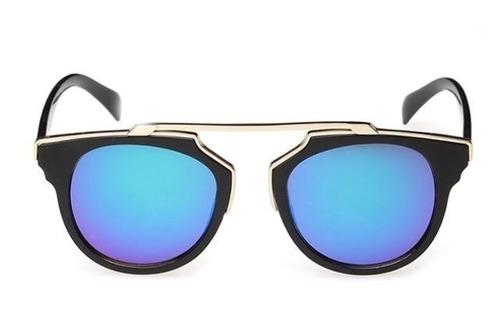 lentes de sol montura redonda vintage para dama o caballero