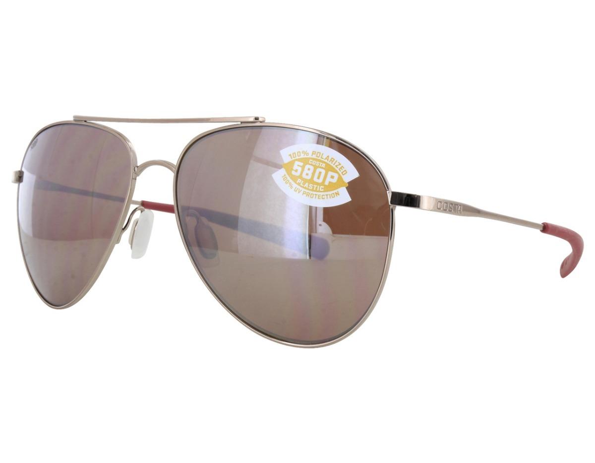 20b7380dc6 Lentes De Sol Mujer Costa Del Mar Aviador - $ 3,500.00 en Mercado Libre