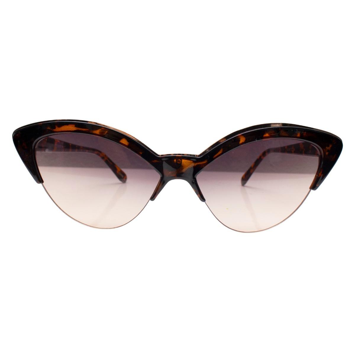 67e98d6038 Lentes De Sol Nicole Lee Thalassia Estilo Cat Eye - $ 309.00 en ...