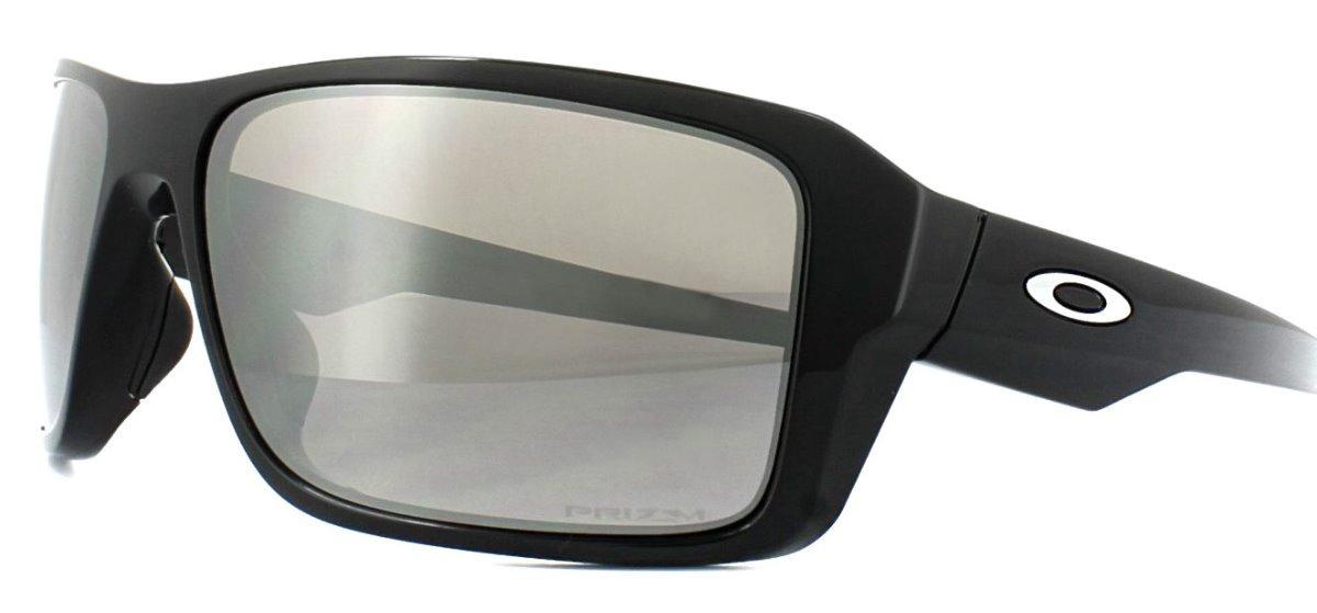 9b7af3c8e5 lentes de sol oakley double edge oo9380-0866 gris polarizado. Cargando zoom.