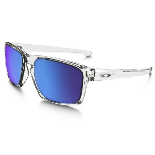 Lentes De Sol Oakley Holbrook Polarizado Azul Transparente -   3.390 ... c4c8ad2ac1