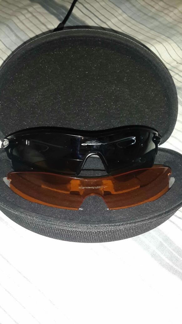 7e517810b6 Lentes De Sol Oakley Radarlock Originales - Bs. 600,00 en Mercado Libre
