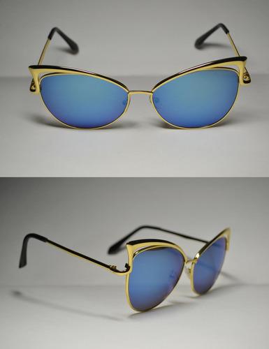 lentes de sol para damas cat eye uv400