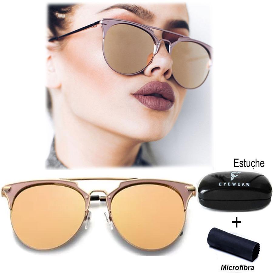 9412f06bb2 lentes de sol para mujer espejo cat eye incluye envio gratis. Cargando zoom.
