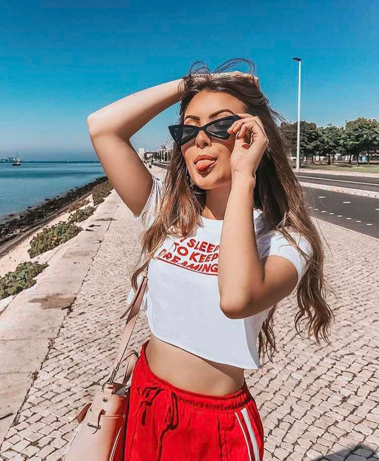 Lentes De Sol Para Mujer Gafas De Sol 2019 Marca Moda Verano