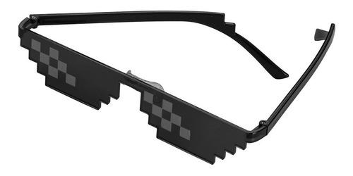 lentes de sol pixelados thug life gafas pro 8 bits pixel