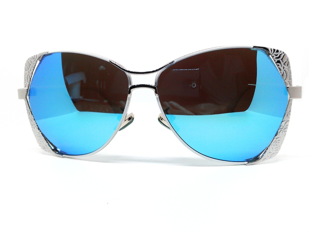 5897d0f07d Lentes De Sol Polarizados Azul Espejo Marca Vega - $ 425.00 en ...