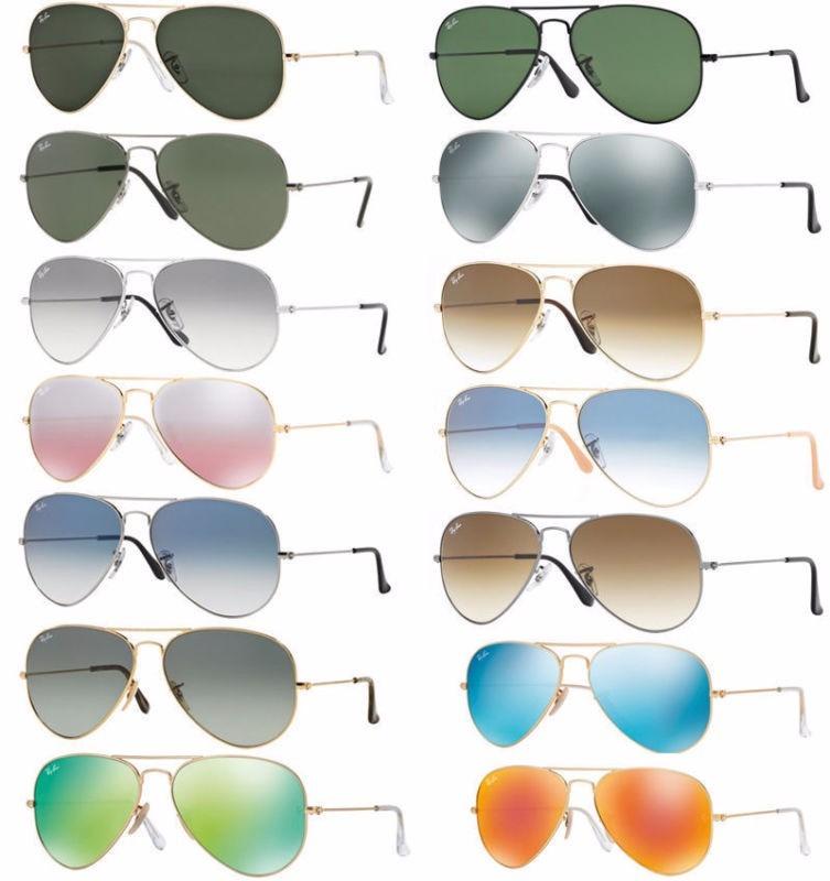 a4380ba7a7 lentes de sol ray ban aviator originales todos los modelos! Cargando zoom.