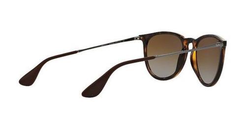 lentes de sol ray ban erika 865/13 3p nuevos