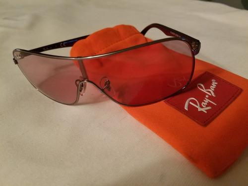 lentes de sol ray ban junior para niña