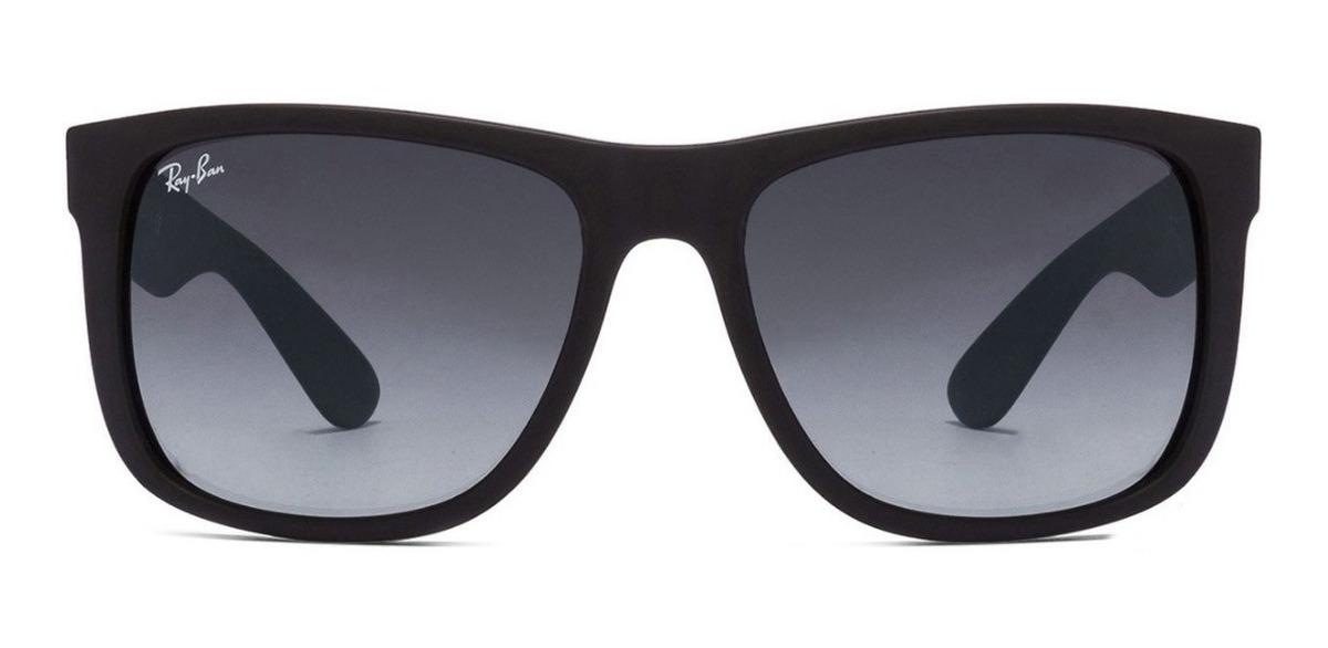 compras baratas para descuento características sobresalientes Lentes De Sol Ray Ban Justin Rb4165 601/8g Negro Para Caballero Originales