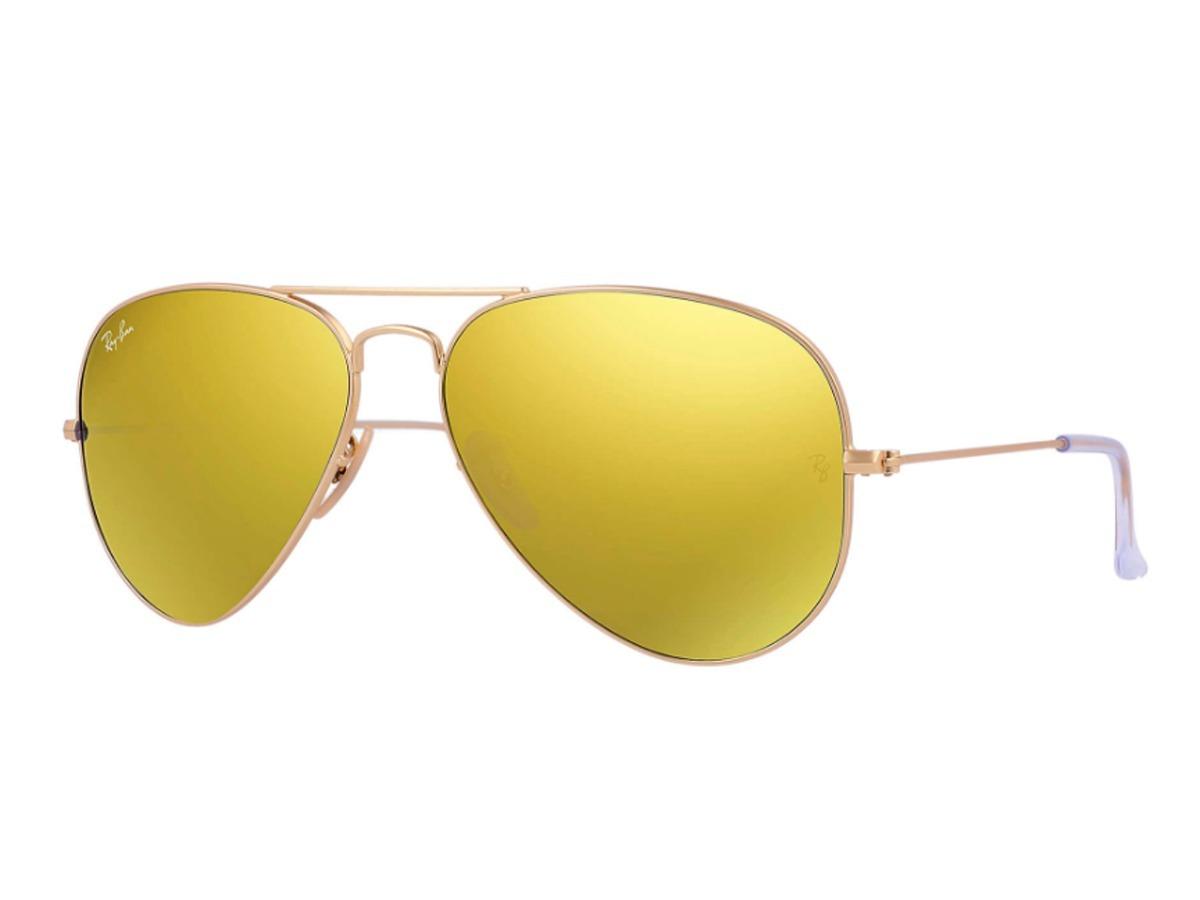 ray ban modelo aviator lentes de sol
