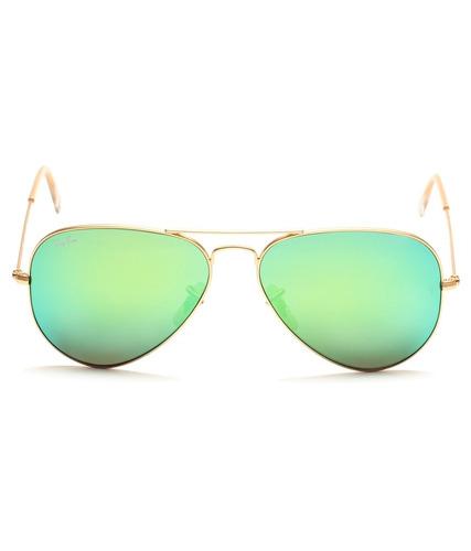 lentes de sol ray ban  orb3025  112/1958  - dorado