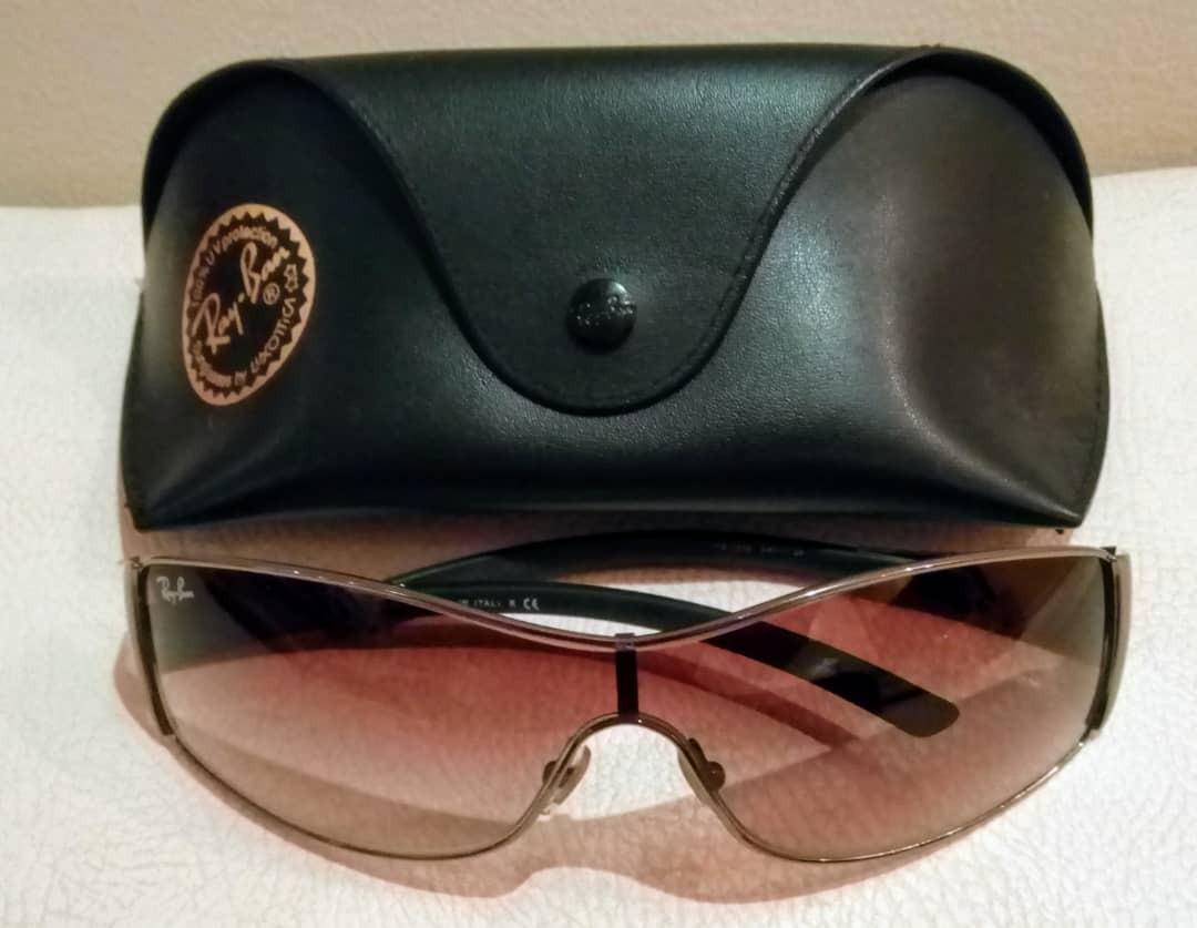 fd0a5070af lentes de sol ray ban originales para caballero color marron. Cargando zoom.