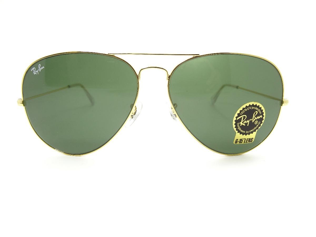 3ff1dbaec8 lentes de sol ray ban rb3026 aviador gota grande espejo g15. Cargando zoom.