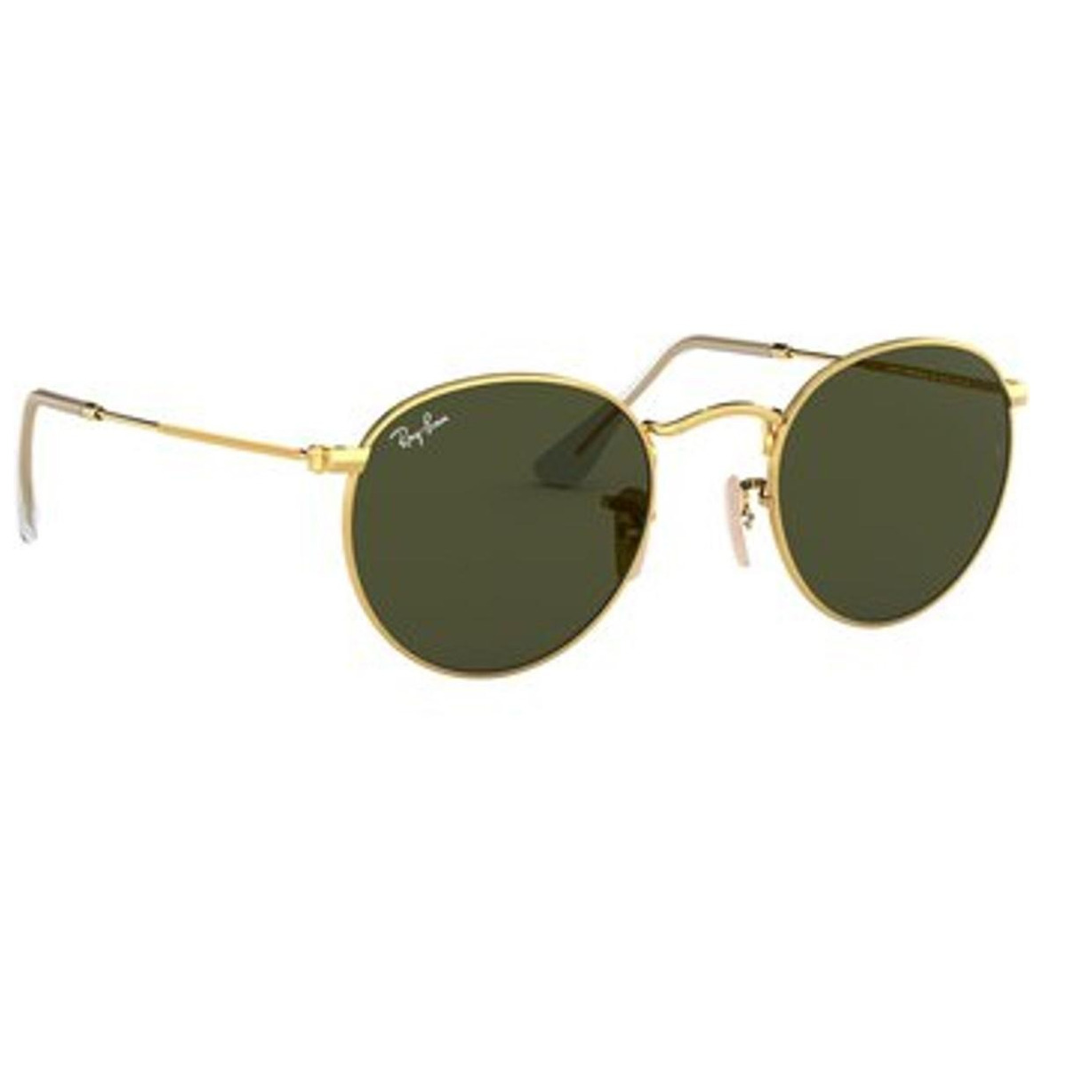 c9b3d8b511 Lentes De Sol Ray-ban Round Metal Para Hombre-verde - $ 5,957.00 en ...