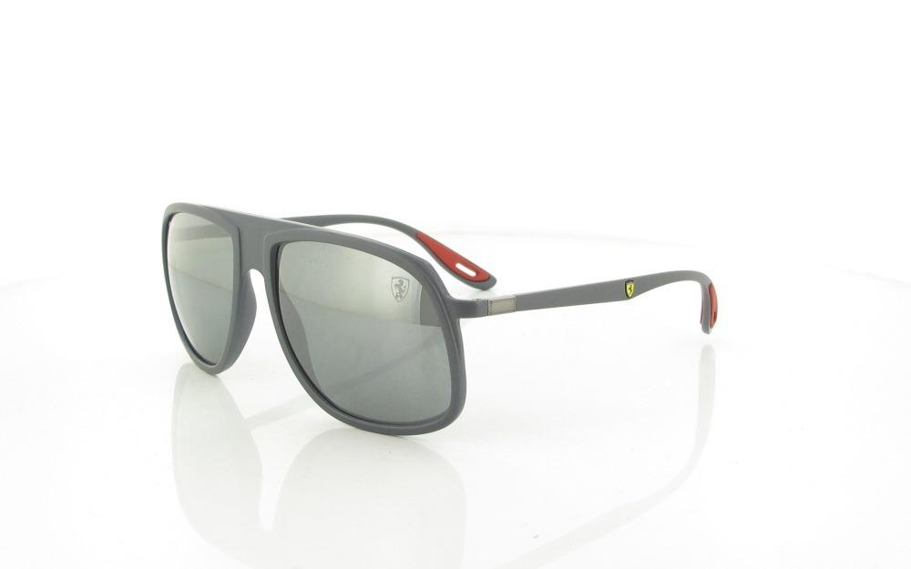 8a7681e742 Lentes De Sol Ray Ban Scuderia Ferrari Collection Rb 4308m -   3.199 ...