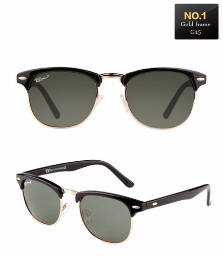 lentes de sol r.b space gafas hd unisex para hombre y mujer