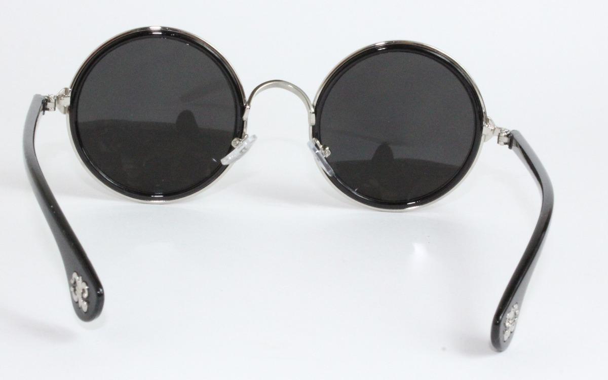 Lentes de sol redondos vintage lennon espejo hipster for Donde comprar espejos redondos