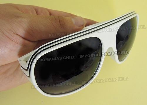 lentes de sol retro / anteojos vintage piloto hipster 80's