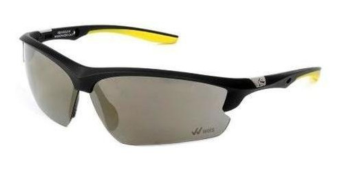 lentes de sol running laid weis by rusty /mblk/ gold