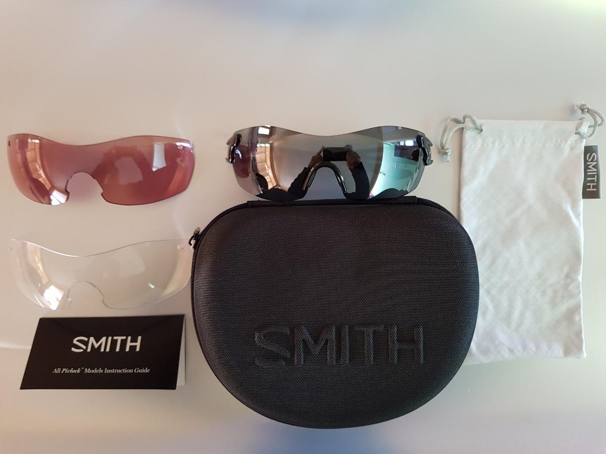 64f14f8e91 lentes de sol smith pivlock asana/n black d28 deportivos. Cargando zoom.