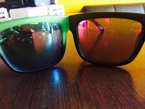 lentes de sol spy espejados oakley