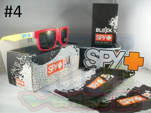 lentes de sol spy kids para niños ultima moda mas colores