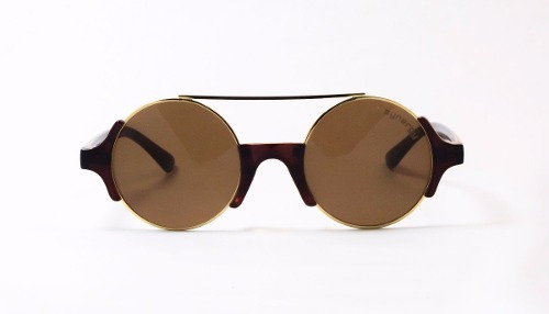 lentes de sol synergy  marron 2247