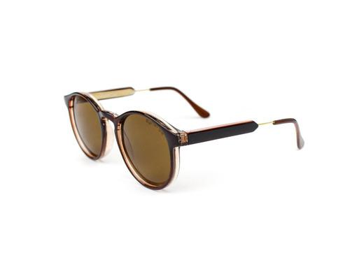 lentes de sol synergy marrón j2318