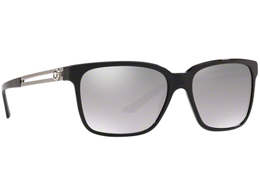 dafc5aa8ff lentes de sol versace hombre ve4307 gb1/6v gris-plata espejo. Cargando zoom.