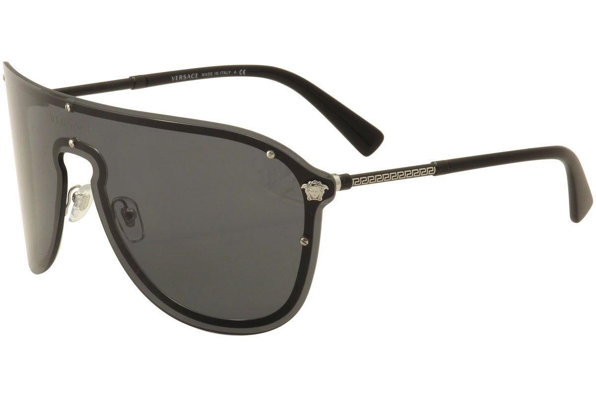 b6dc8d0d60 Lentes De Sol Versace Ve2180 1000/87 Unisex Originales - $ 4,039.99 ...