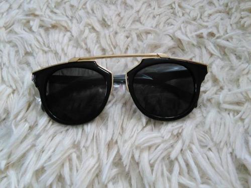 lentes de sol vintage cat eye stock