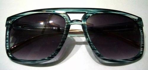 lentes de sol vintage dama tipo prada de moda