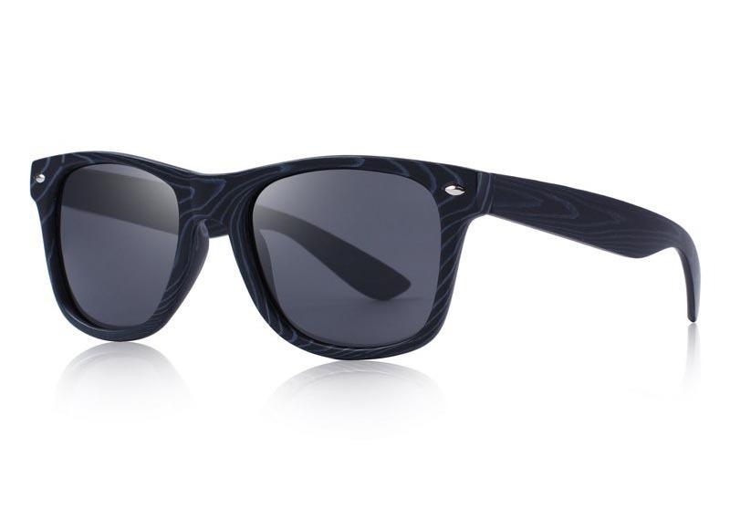 06a3c3284510f lentes de sol wayfarer hombre negro polarizados originales. Cargando zoom.