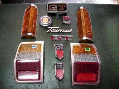 lentes delanteros ford taunus del 75 al 80  jgo x 2